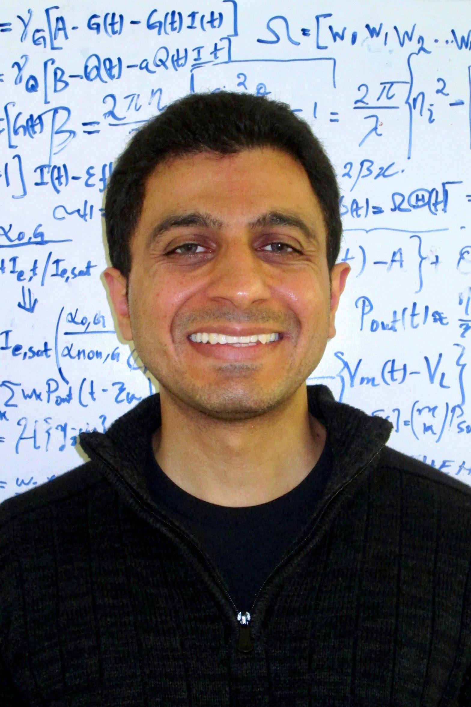 Bhavin J. Shastri